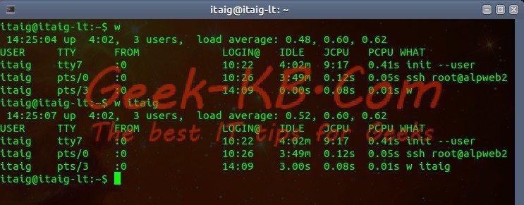 network monitoring - linux monitoring tools