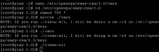 How To: Install and configure OpenVPN on CentOS 6.x